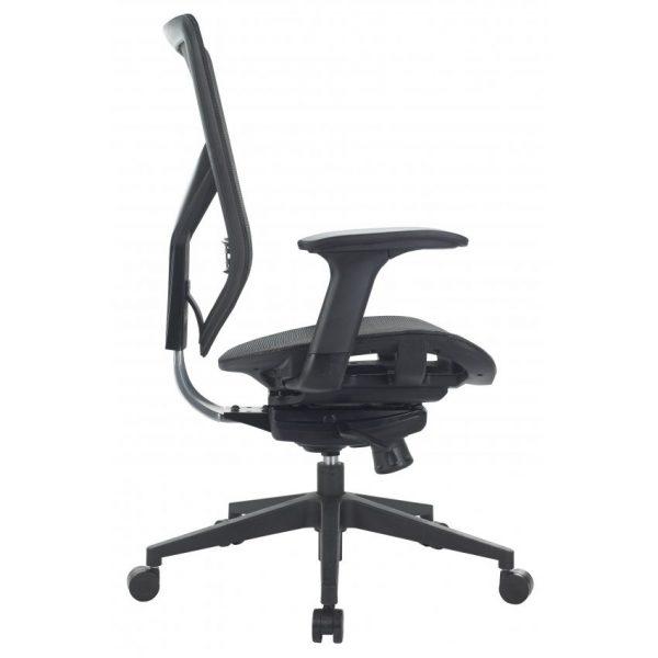כסא משרדי דגם ויגו רשת שחור