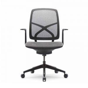 כסא משרדי דגם גריי אפור