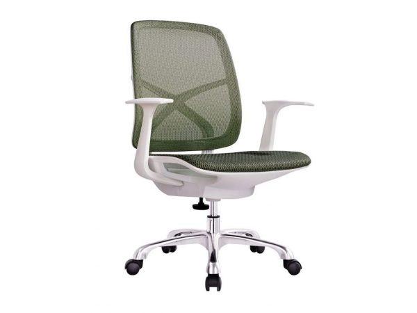 כסא משרדי דגם גריי לבן - סטטוס ריהוט משרדי