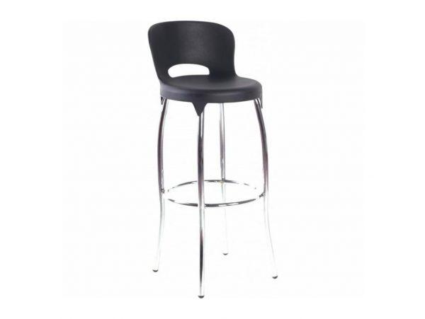 כסא דגם קלאסי שחור- סטטוס ריהוט משרדי