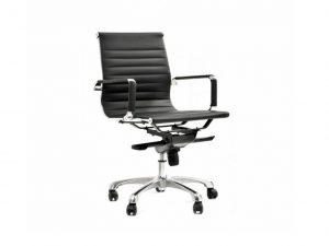 כסא דגם אומגה שחור