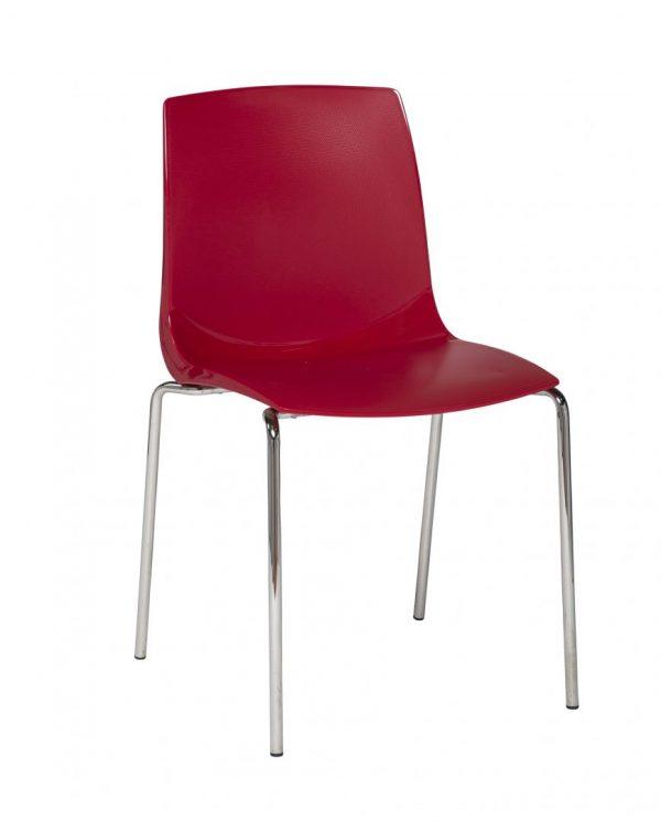 כסא פלסטיק דגם ארין- סטטוס ריהוט משרדי