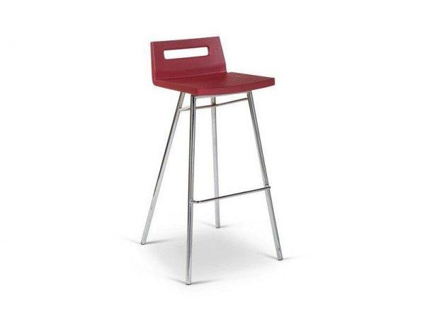 כסא בר דגם טריו -סטטוס ריהוט משרדי