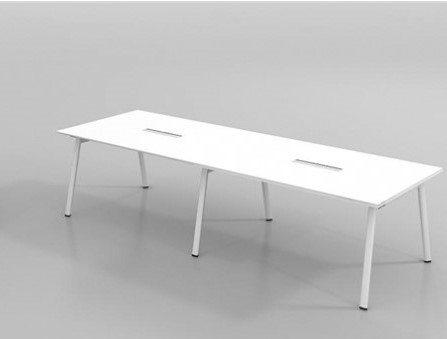 שולחן לחדר ישיבות דגם 313 - סטטוס ריהוט משרדי