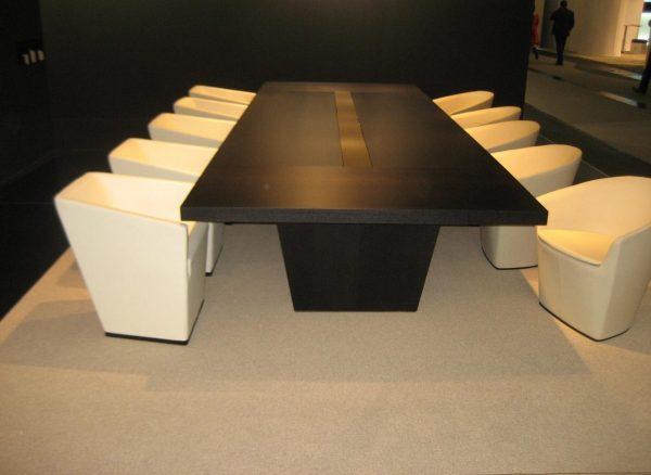 שולחן לחדר ישיבות דגם חרמון