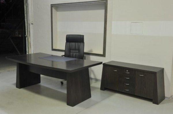 שולחן מנהל דגם חרמון סטטוס ריהוט משרדי