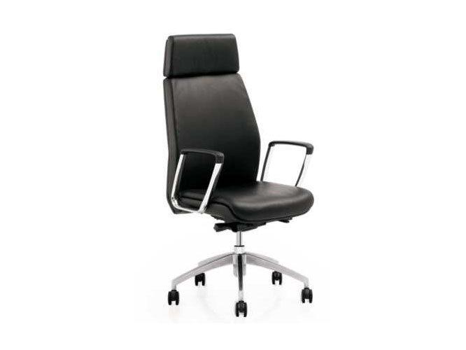 כסא מנהלים: נוחות על גלגלים