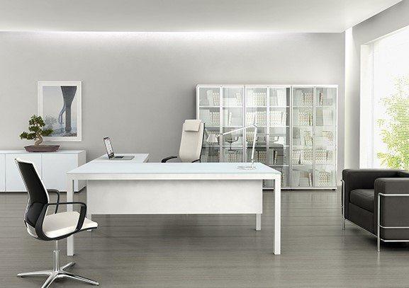 שולחן מנהל דגם סטטוס- סטטוס ריהוט משרדי