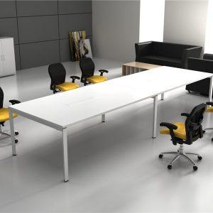 שולחן לחדר ישיבות דגם סטטוס