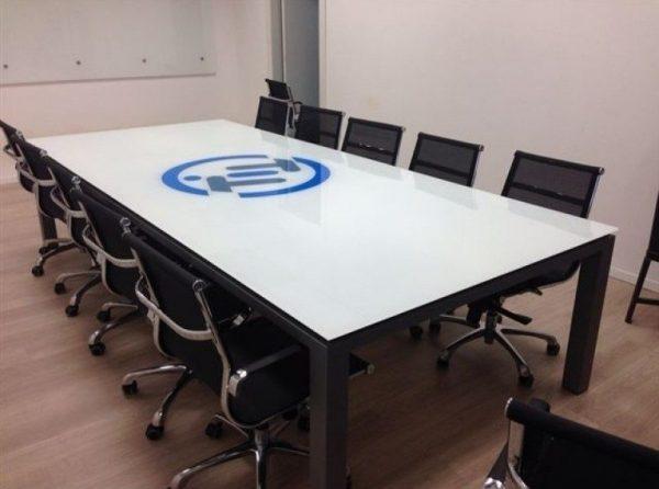 שולחן לחדר ישיבות דגם סטטוס- סטטוס ריהוט משרדי