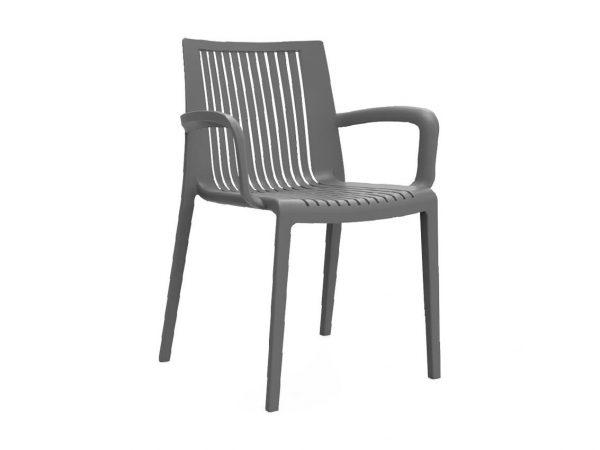 כסא פלסטיק דגם פלורנס -סטטוס ריהוט משרדי