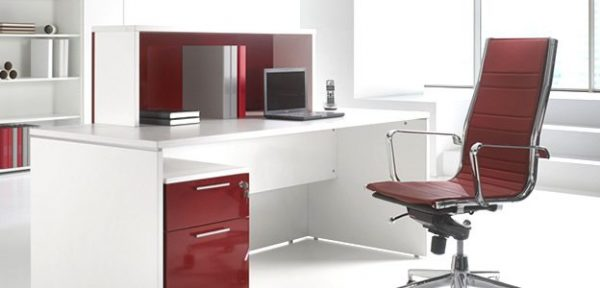 שולחן עבודה דגם אסטרו - סטטוס ריהוט משרדי