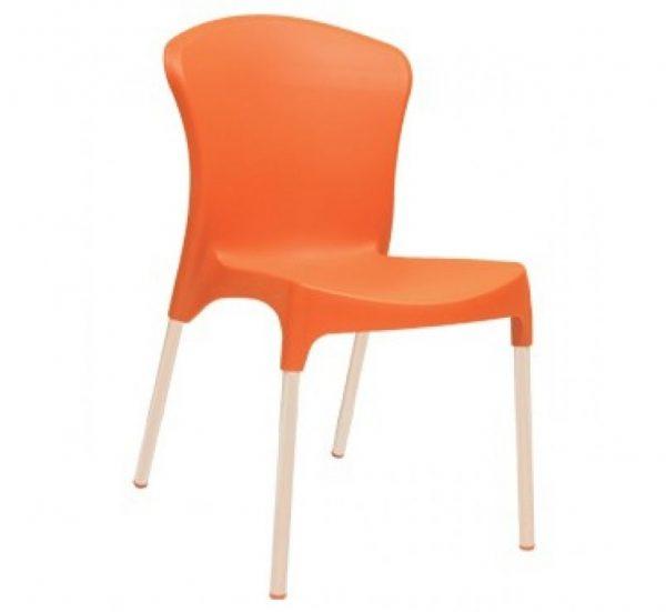 כסא פלסטיק דגם דלתא- סטטוס ריהוט משרדי