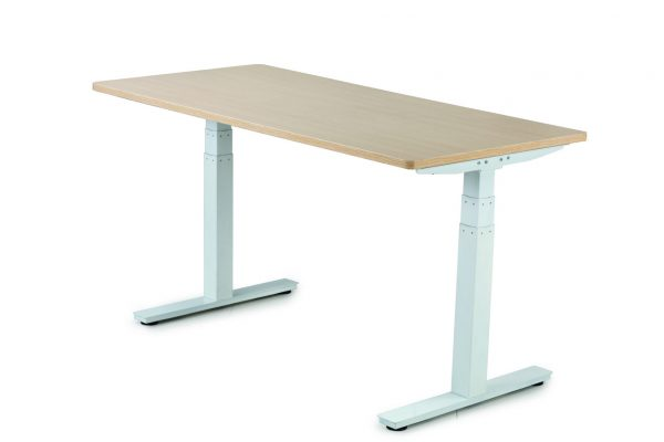 שולחן מתכוונן סטטוס ריהוט משרדי