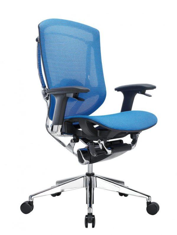 כסא מנהל דגם ג'ז רשת- סטטוס ריהוט משרדי