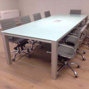 שולחן לחדר ישיבות דגם W
