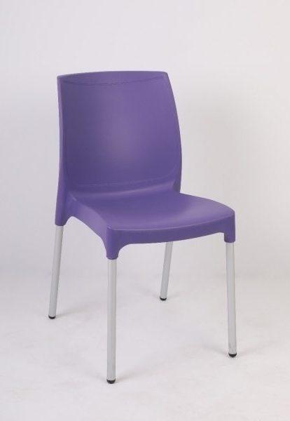כסא פלסטיק דגם דלתא חדש- סטטוס ריהוט משרדי