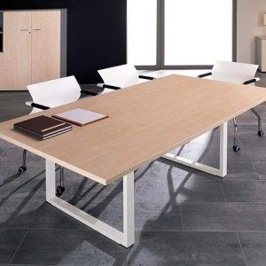שולחן לחדר ישיבות דגם Q