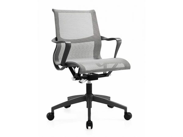 כסא דגם ויטרה רשת שחור- סטטוס ריהוט משרדי