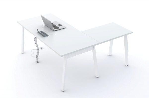 שולחן עבודה דגם 313 - סטטוס ריהוט משרדי