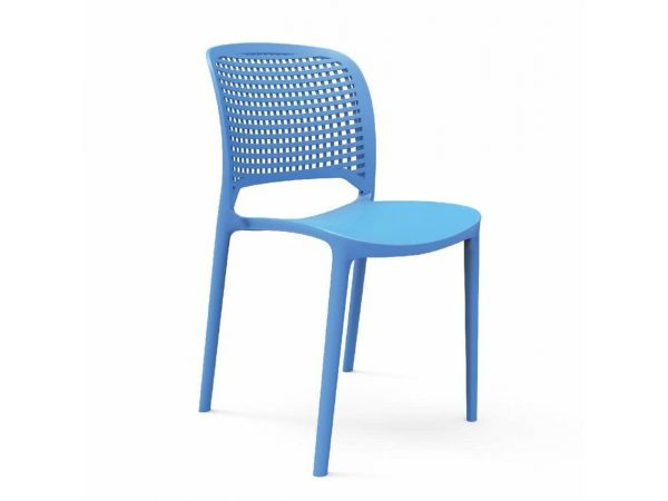כסא פלסטיק דגם happy -סטטוס ריהוט משרדי