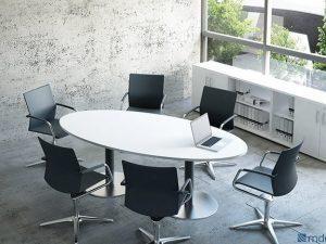 שולחן לחדר ישיבות דגם טו