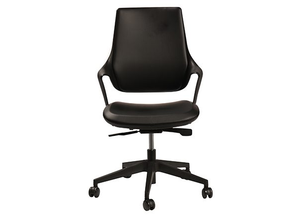כסא  דגם סמייל שחור