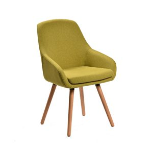 כסא דגם רטרו C ירוק